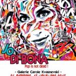 Affiche galerie Kvasnevski octobre 2015