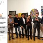 Jo Di Bona 1er prix EDF GRAFF'ART Décembre 2014