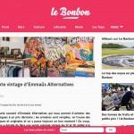 Article Le Bonbon juillet 2015