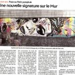 Le MUR Cherbourg La Manche libre juillet 2015