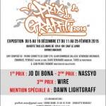 Résultat Prix Graffiti décembre 2014